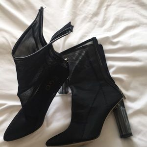 Black Boots from EGO wore twice